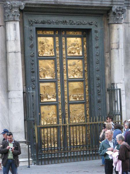 聖喬凡尼洗禮堂--天堂之門