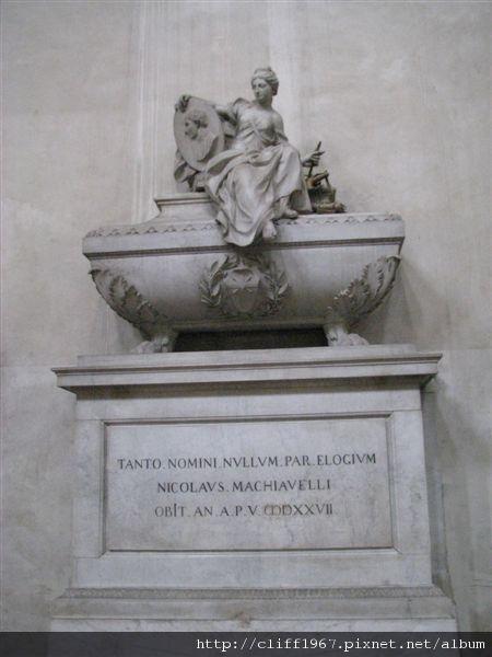 馬基維利之墓