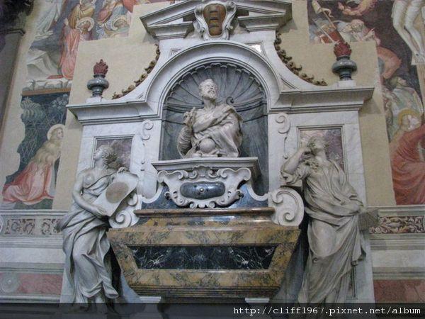 加利略之墓