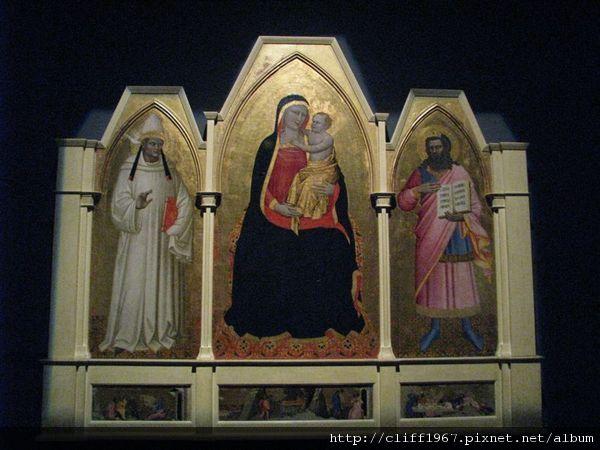 哥德式祭台畫