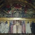 波士頓圖書館三樓壁畫(出埃及記)