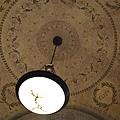 波士頓圖書館入口穹頂馬賽克拼花