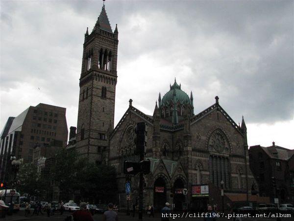 新老南方教堂(歌德式風格)