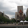 三一教堂與卡布利廣場