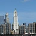 曼哈頓高樓群