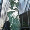 第六大道上的現代雕刻