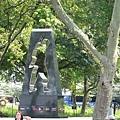 砲台公園--韓戰越戰紀念碑