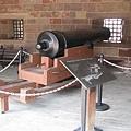 柯林頓砲台
