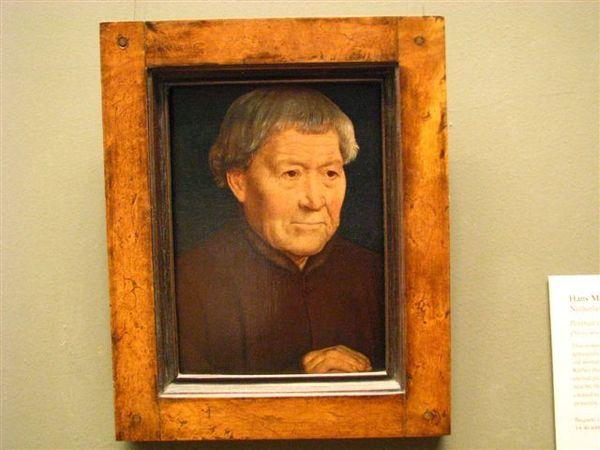 北方文藝復興始祖--勉林Hans Memling