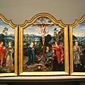 祭台畫--耶穌上架
