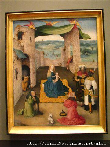 中古世紀德國最前衛的畫家--波希