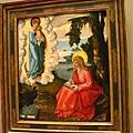聖約翰幫聖母及耶穌作畫