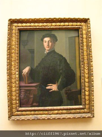 Bronzino--Portrait of a Young Man