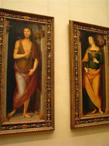 義大利早期文藝復興大師--佩魯吉諾(拉飛爾的師傅)