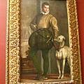 威尼斯畫派大師--維諾內些(提香的徒弟)