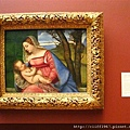 提香--聖母與聖嬰