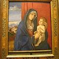 威尼師畫派始祖-貝理尼(提香的師傅)