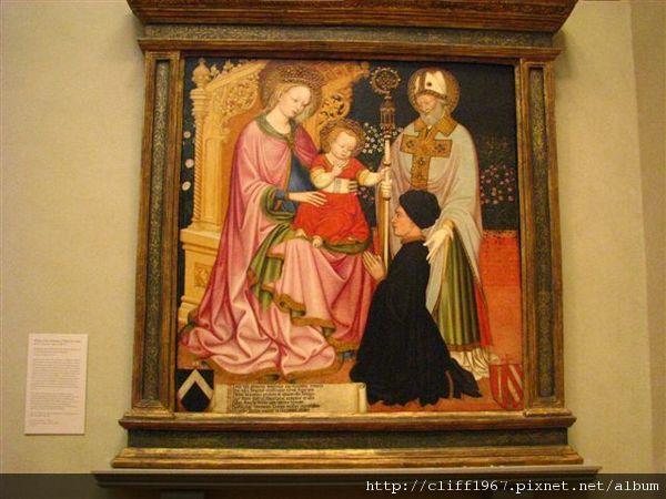聖母與聖嬰