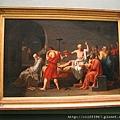 法國學院派大師--大衛--蘇格拉底之死