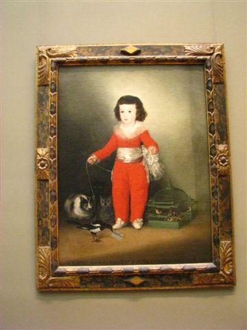 西班牙繪畫大師--哥雅