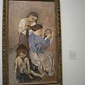畢卡索畫作