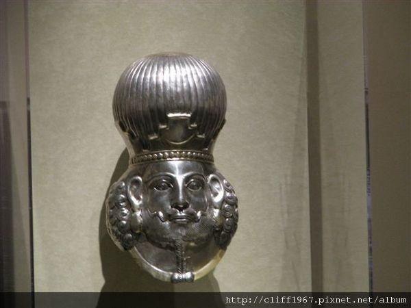 近東波斯古王朝--sasanian薩珊王朝古物