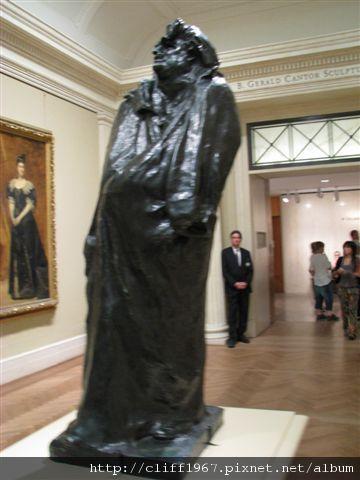 羅丹雕塑作品