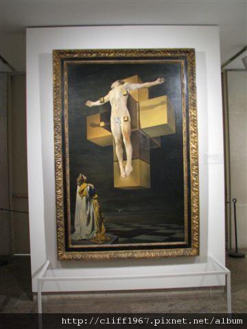 西班牙現代繪畫大師--達利