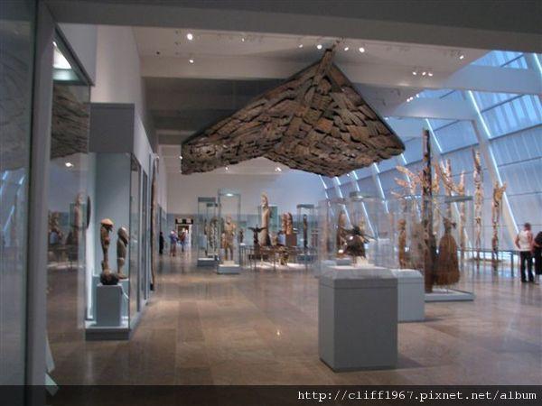 非洲藝術展覽廳