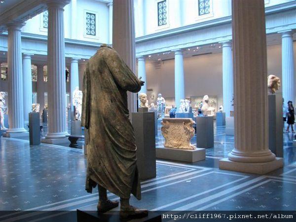 古羅馬展示廳