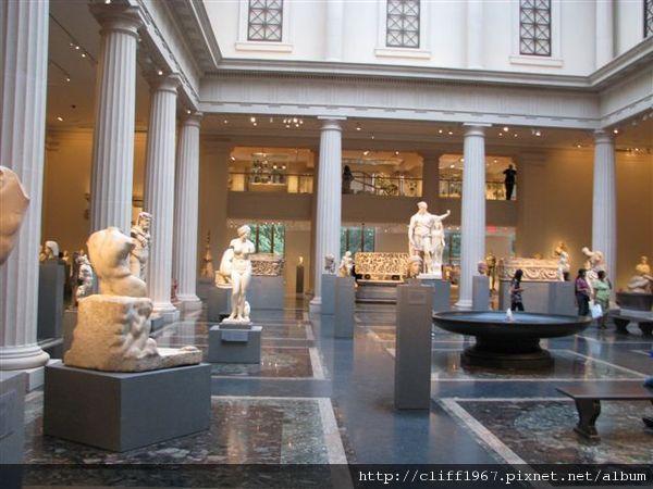 古羅馬雕刻展示廳