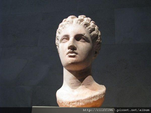 古希臘女神大理石頭像
