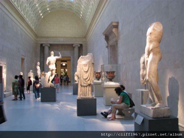 石雕展示廳