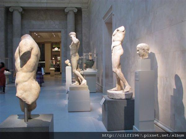 古希臘石雕