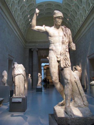 古希臘石雕(古羅馬複製品)