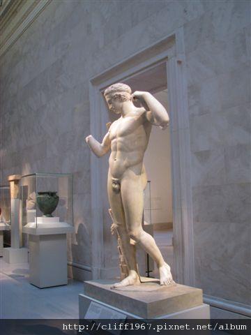 古希臘石雕像