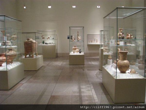 古希臘文物展示廳