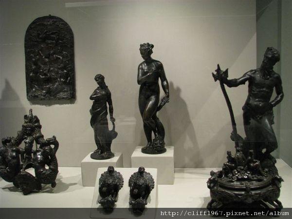 古希臘青銅雕刻