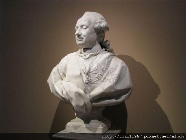 歐洲雕刻--法國國王路易十五