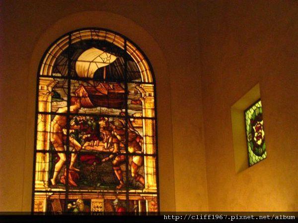 哥德時期彩繪玻璃