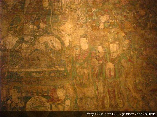 壁畫(中國明朝)