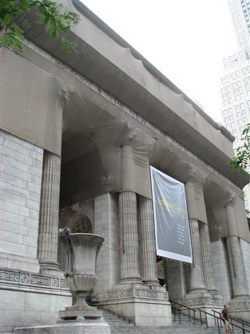 紐約公眾圖書館