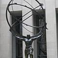 阿特拉斯雕像