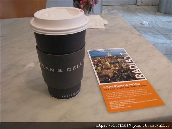 dean & deluca咖啡館