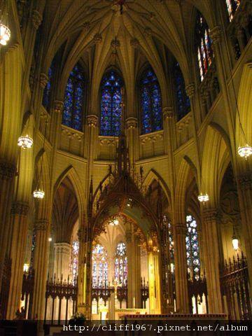 聖派翠克大主教教堂主祭台