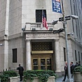 紐約證交所側門