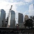 世貿中心遺址