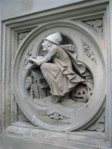 萬聖節主題雕刻