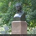 音樂家席勒雕像