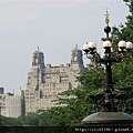中央公園旁的高級公寓